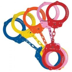 Peerless 750C Color Plated Handcuffs