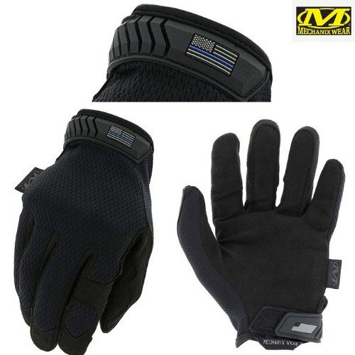 Mechanix Wear Thin Blue Line Original Covert Glove